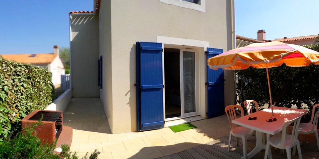 location maison de vacances Noirmoutier